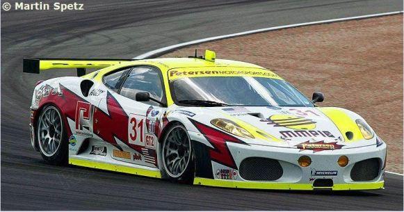 2007 Petersen WL Ferarri