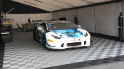 2015 Lamborghini Super Trofeo