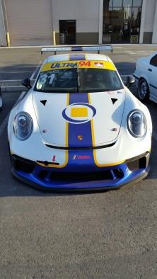 2018 Porsche 991.2 Cup