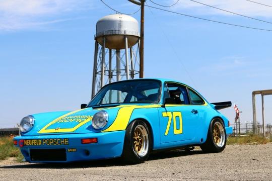 1972 Porsche 911 SC